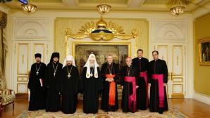 Il Cardinal Parolin dal Patriarca