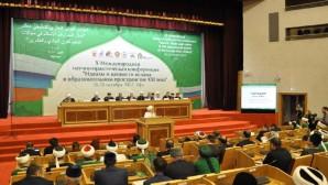 Un représentant du DREE a participé à une conférence sur le thème de l'enseignement de la théologie