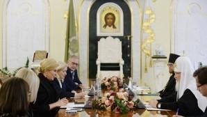 Il Patriarca incontra il Presidente croato