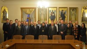Il Presidente del Decr incontra studenti dei corsi superiori diplomatici