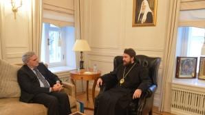 Il Presidente del Decr incontra l'ambasciatore italiano
