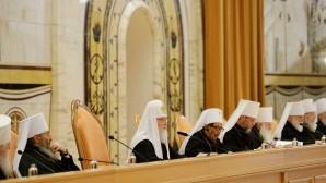 В докладе Святейшего Патриарха Архиерейскому Собору отмечены положительные тенденции в сфере церковно-государственных отношений в Молдове