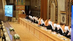 Secondo giorno del Concilio dei Vescovi