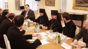La prima riunione della Commissione per il dialogo tra la Chiesa ortodossa russa e la Chiesa siro-ortodossa