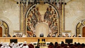 Sessione finale del Concilio
