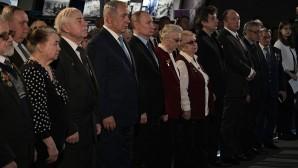 Des représentants du DREE ont participé aux manifestations de la Journée internationale à la mémoire des victimes de l'holocauste