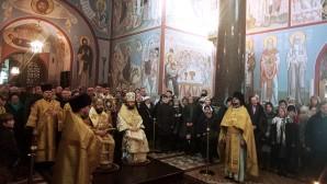 Θεία Λειτουργία από τον Μητροπολίτη Βολοκολάμσκ Ιλαρίωνα στον Ιερό Ναό Αγίου Νικολάου Βιέννης