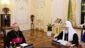 Il Patriarca accoglie delegazione della provincia di Trento