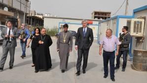Un représentant de l'Église orthodoxe russe en Irak