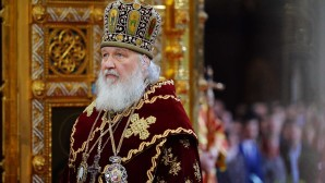 His Holiness Patriarch Kirill sends Paschal greetings to the Primates of the Local Orthodox Churches