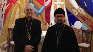Il rappresentante del Patriarca di Mosca e di tutta la Rus' presso il Patriarca di Antiochia e di tutto l'Oriente ha fatto visita alla Nunziatura Apostolica a Damasco