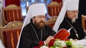 Le métropolite Hilarion : Tous les membres du Saint-Synode ont exprimé leur soutien à l'Église orthodoxe ukrainienne canonique