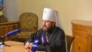 Μητροπολίτης Βολοκολάσκ Ιλαρίωνας: ήταν μια συζήτηση από καρδιά σε καρδιά