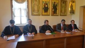 Le métropolite Hilarion a reçu une délégation de responsables religieux et de diplomates indonésiens
