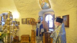 Le métropolite Hilarion a célébré la Divine liturgie au métochion patriarcal chinois