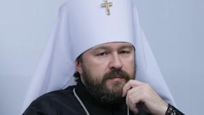 Митрополит Иларион: Принятые Константинополем решения идут вразрез со всем каноническим Преданием Православной Церкви