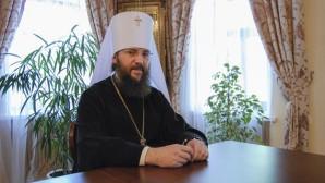 Управляющий делами Украинской Православной Церкви выступил с комментарием в связи с последними решениями Константинопольского Патриархата