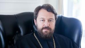 Митрополит Иларион: Филарет Денисенко как был, так и остается раскольником