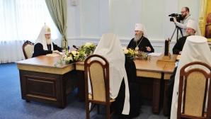 Η Εκκλησία της Ρωσίας θεωρεί πλέον αδύνατη την ευχαριστιακή κοινωνία με την Κωνσταντινούπολη