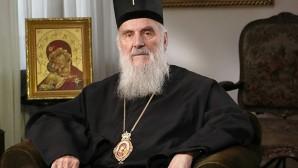 Πατριάρχης Σερβίας Ειρηναίος: η Σερβική Εκκλησία δεν θα δεχθεί τη νομιμοποίηση του σχίσματος στην Ουκρανία