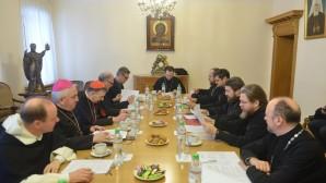 A Mosca si è svolta la riunione ordinaria del gruppo di lavoro per la cooperazione culturale tra la Chiesa ortodossa russa e la Chiesa cattolica romana
