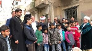 Les communautés religieuses de Russie restaurent ensemble les écoles syriennes