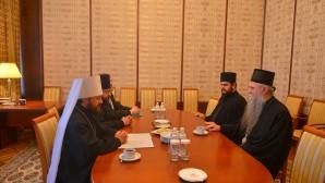 Le président du DREE a rencontré un hiérarque du Patriarcat de Serbie