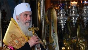 Предстоятель Сербской Православной Церкви поздравил Блаженнейшего митрополита Киевского и всея Украины Онуфрия с тезоименитством