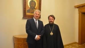 DECR chairman meets with Hungary's Deputy Prime Minister Zsolt Semjén
