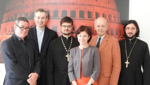 Russian Orthodox Church and Roman Catholic Church continue cooperating in aid to Christians in Middle East