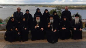 Delegation of abbots and abbesses of the Coptic Church visits holy sites of Niznhy Novgorod metropolia