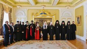 Patriarch Kirill meets with Primate of Malankara Church