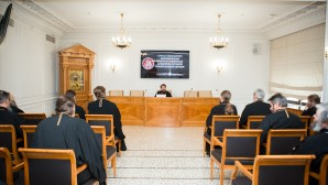 Митрополит Волоколамский Иларион выступил перед слушателями курсов повышения квалификации для новопоставленных архиереев Русской Православной Церкви