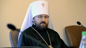 Μητροπολίτης Ιλαρίωνας: Η ρήξη με την Κωνσταντινούπολη δεν έβλαψε ούτε τη Ρωσική, αλλά ούτε και την Ουκρανική Εκκλησία