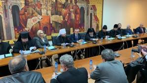 Le métropolite Hilarion a pris part à une conférence de théologie à l'université de Veliko Tarnovo