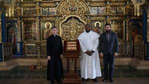 Un représentant des communautés chrétiennes du Nigéria en Russie