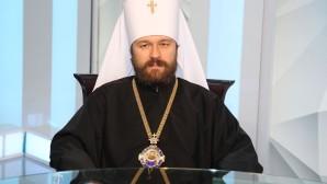 Μητροπολίτης Ιλαρίωνας: Διατηρούμε κοινωνία με όλους τους αρχιερείς και κληρικούς, που δεν αναγνωρίζουν και δεν θα αναγνωρίσουν τους «νομιμοποιηθέντας» από την Κωνσταντινούπολη σχισματικούς