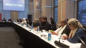 Εκπρόσωπος του ΤΕΕΣ συμμετείχε στη συνεδρία, που οργανώθηκε στη Νέα Υόρκη από το Παγκόσμιο Συνέδριο «Θρησκείες για την ειρήνη»