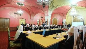 Le patriarche Cyrille a présidé la première réunion commune du Saint-Synode et du Haut Conseil de l'Église orthodoxe russe