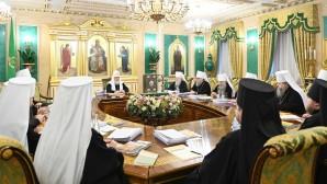 Le patriarche Cyrille a présidé la dernière réunion du Saint-Synode de l'Église orthodoxe russe