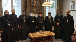 First round of consultations between Russian Orthodox Church and Coptic Church held in Netherlands