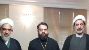 Le secrétaire du DREE aux relations interreligieuses a rencontré l'adjoint au chef de l'Administration du Leader suprême de l'Iran