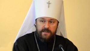 Μητροπολίτης Ιλαρίωνας: Δημιουργός της Εκκλησίας είναι ο Κύριος Ιησούς Χριστός και κανείς πρόεδρος δεν θα μπορέσει να δημιουργήσει Εκκλησία
