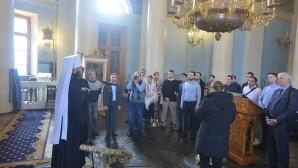Le président du DREE a rencontré un groupe de jeunes baptistes
