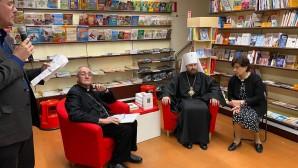 Metropolitan Hilarion of Volokolamsk completes his visit to Rome
