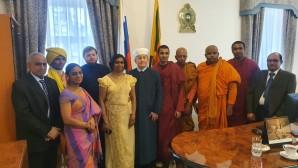 Un représentant du DREE a pris part aux célébrations de la Journée de l'Indépendance du Sri Lanka