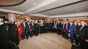 Communique of joint meeting of Interreligious Council in Russia and Christian Inter-Confessional Consultative Committee