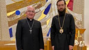 Патриарший экзарх Западной Европы встретился с Апостольским нунцием во Франции