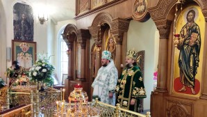 Moscow representation of the Orthodox Church in America marks the 50th anniversary of the glorification of St. Herman of Alaska