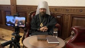 Митрополит Иларион призвал власти Черногории одуматься и прекратить гонения на каноническую Церковь